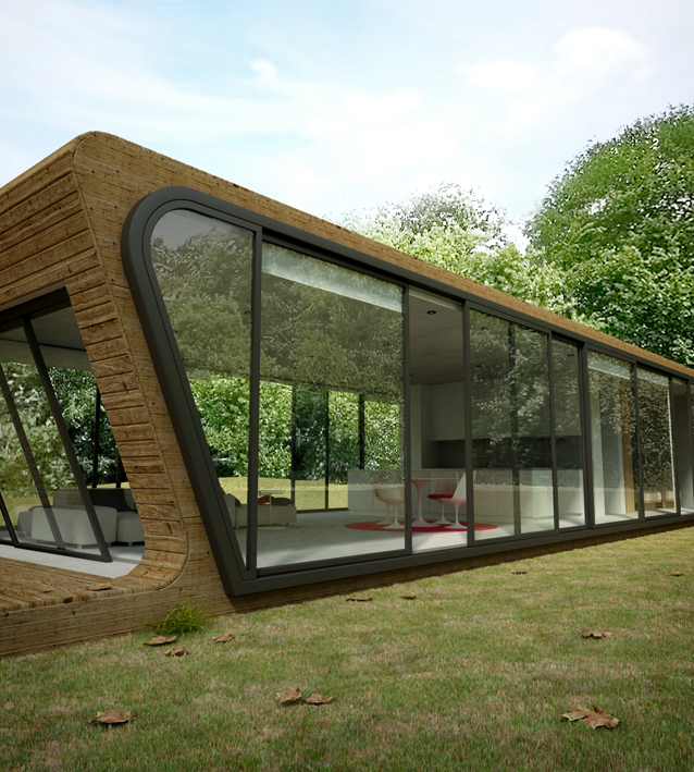 Case Study#_Prefabricated House